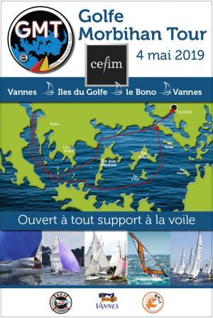 Golfe du Morbihan Tour M-2